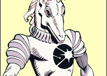 Whitey from Power Pack