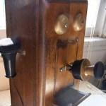 Old-fashioned Skype phone