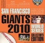 San Francisco Giants 2010 World Series Collector's Edition DVD