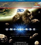 Universe 3D: 7 Wonders of the Solar System Blu-Ray