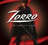 Zorro: The Complete Series DVD