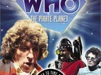 Doctor Who The Pirate Planet DVD cover
