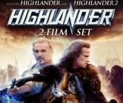Highlander 2-Film Set Blu-Ray