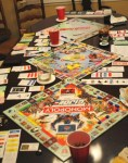 Tri-Board Manic Mega Monopoly: Our Rules
