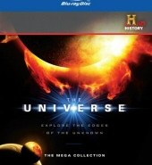 Universe Mega Collection Blu-Ray