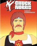 Chuck Norris: Karate Kommandos DVD