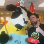 Spicy Chick-Fil-A and Firecow