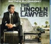 Lincoln Lawyer Blu-Ray