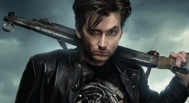 David Tennant as Peter Vincent in Fright Night 3D