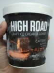Caffeine & Cacao Ice Cream by High Road - Review