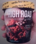 Vanilla Fleur de Sel Ice Cream by High Road - Review