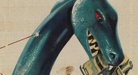 Giant Behemoth, the Sea Monster