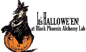 It's Halloween at Black Phoenix