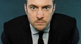 Derren Brown staring