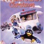 A Freezerburnt Christmas DVD