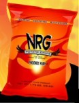 NRG Caffeinated Potato Chips: Phoenix Fury