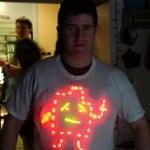 Aqua Teen Hunger Force LED Shirt