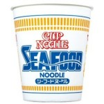 Nissin Cup Noodle Safety Tip: Don't Piss Off Giant Cephalopods