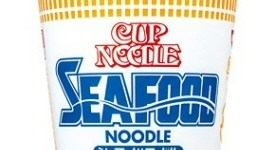 Nissin Cup: Seafood Noodle