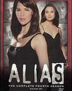 Alias: The Complete Fourth Season DVD