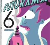 Futurama Vol. 6 DVD