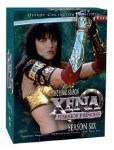 Xena: Warrior Princess, Season Six (2001) - DVD Review