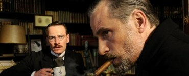 Michael Fassbender and Viggo Mortensen from A Dangerous Method