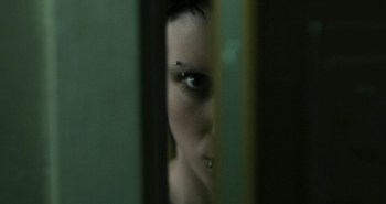 Rooney Mara as Lisbeth Salander in The Girl With the Dragon Tattoo (2011)