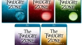 Twilight Zone 5-Season Blu-Ray Bundle