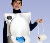 Crapper Kid Costume