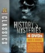Historys Mysteries DVD