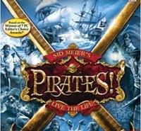 Sid Meiers Pirates Xbox