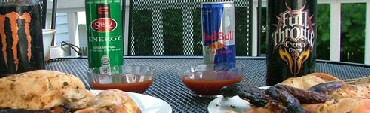 Cooking With Energy Drinks