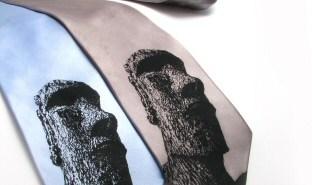 Easter Island Ties