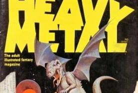 Heavy Metal: December 1978 Cover