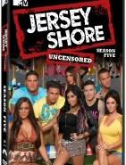 Jersey Shore Uncensored Season 5 DVD