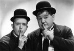 Laurel and Hardy in German