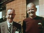 Laurel and Hardy in 1956: Final Footage Ever?