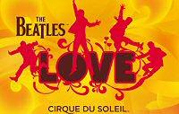 The Beatles: Cirque du Soleil Love