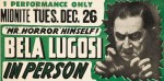 32 Days of Halloween VI, Day 18: You Asked For Bela Lugosi