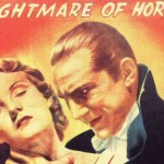 Dracula (1931) Poster: A Nightmare of Horror!