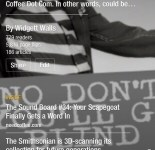Need Coffee Flipboard iPhone