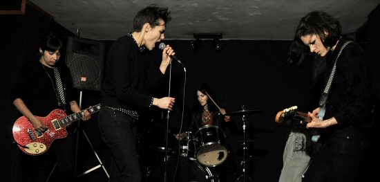 Music Tuesday: Savages, Foxy Shazam, Garbage & More…