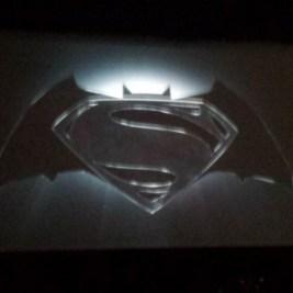 Batman-Superman Movie logo