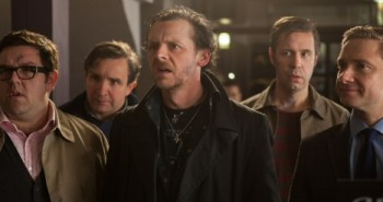 Nick Frost, Eddie Marsan, Simon Pegg, Paddy Considine and Martin Freeman from The Worlds End