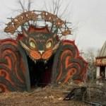 Abandoned New Orleans Amusement Park