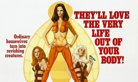 32 Days of Halloween VII, Day 19: Invasion of the Bee Girls!