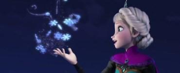 Elsa from Disneys Frozen