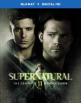 Headsup: Supernatural Season 11 on Blu-ray