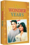 The Wonder Years: Season 6 on DVD
